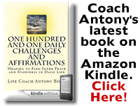 One Hundred and One Daily Challenges and Affirmation... by Coach Antony for $12.95